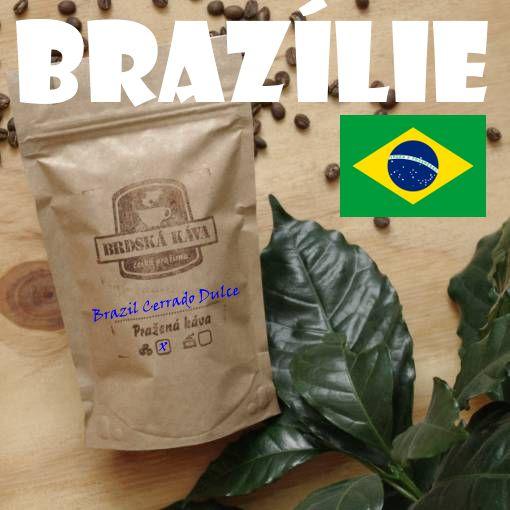 Brdská káva - Brazil Cerrado Dulce
