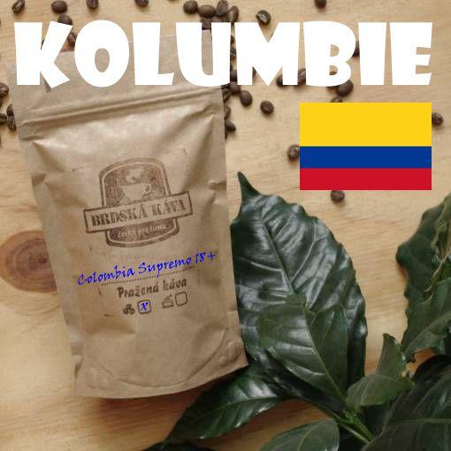 Brdská káva - Colombia Supremo