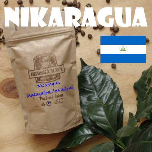 Brdská káva - Nicaragua Matagalpa Cavallino
