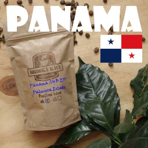 Brdská káva - Panama