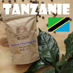 Brdská káva - Tanzania Kilimangiaro AA