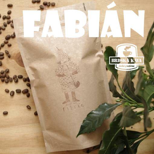 Brdská káva - směs Fabián