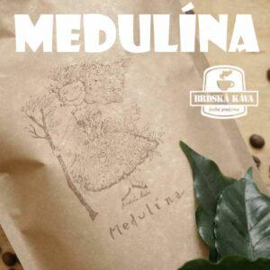 Brdská káva - směs Medulína