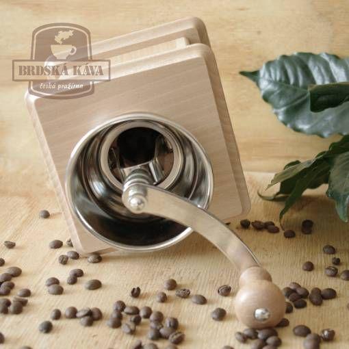 Ruční kávomlýnek pro Brdskou kávu - mod. 1932