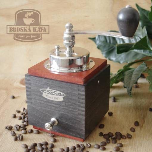 Ruční kávomlýnek pro Brdskou kávu - 1945