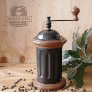 Ruční mlýnek na Brdskou kávu - Antik