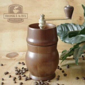 Ruční kávomlýnek pro Brdskou kávu - mod. Rondo