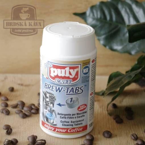 Puly Brew - tablety 1g