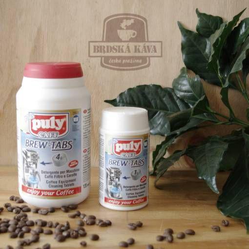 Puly Brew - tablety 4g a 1g