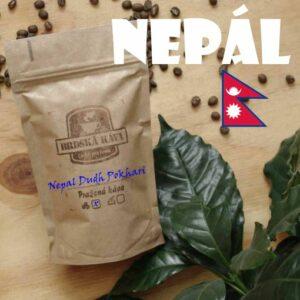 Brdská káva - Nepál Dudh Pokhari