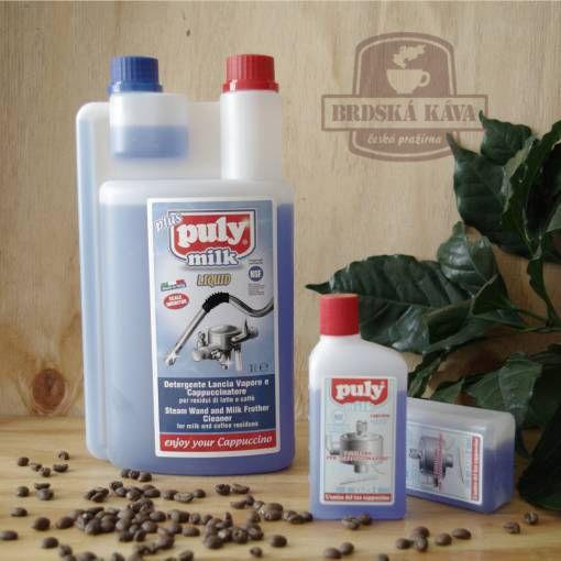 Puly Milk - čistící roztok