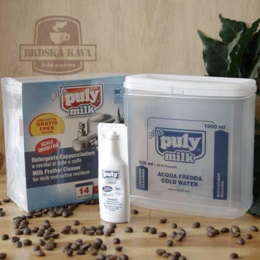 Puly Milk - 25ml s dózou