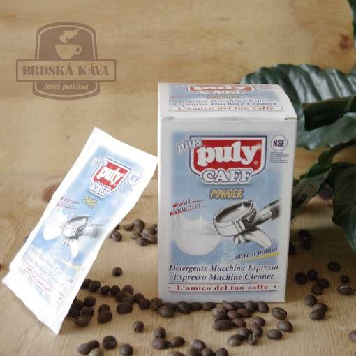 Puly caff - prášek - sáčky