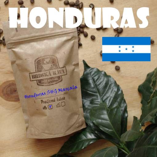 Brdská káva - Honduras Marcala