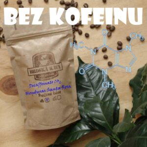 Brdská káva bez kofeinu