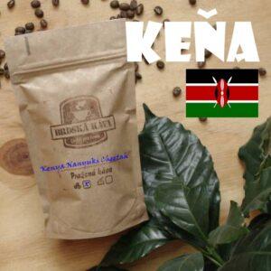 Brdská káva - Kenya Nanyuki Cheetah