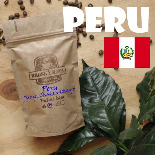 Brdská káva_Peru Chanchamayo